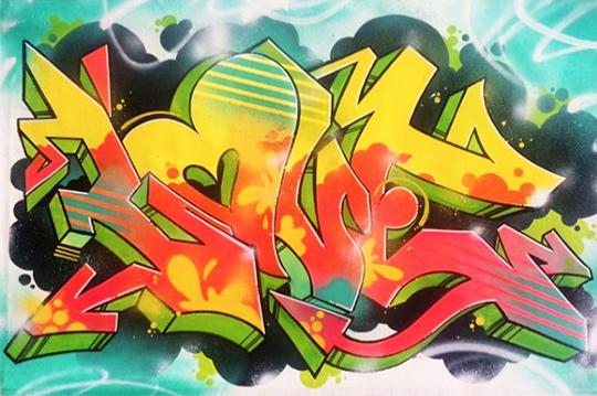 Graffiti Love by Toofly