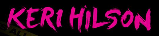 Keri Hilson Logo toofly