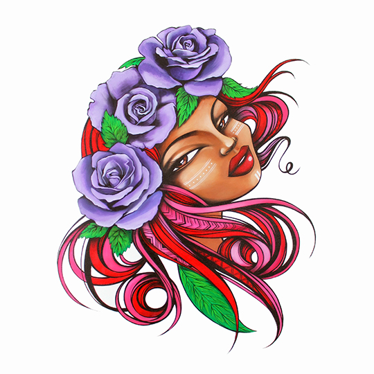 Moon-Flower-Love-Warrior-Toofly