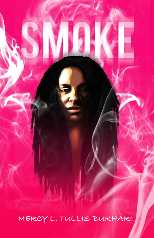Smoke Book Cover Design