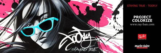Toofly Rayban