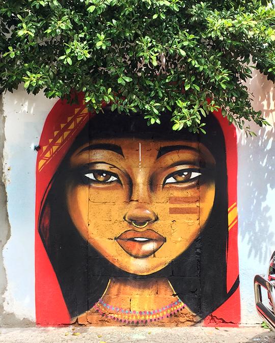 Toofly panama Mural Fest 2019 - 2