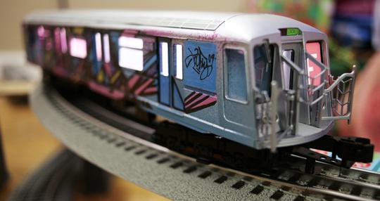 Toofly Train