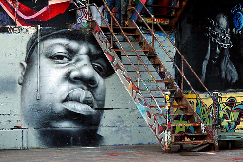 Iconic 39 5 pointz 39 to meet wrecking ball culture remezcla for 2pac mural new york