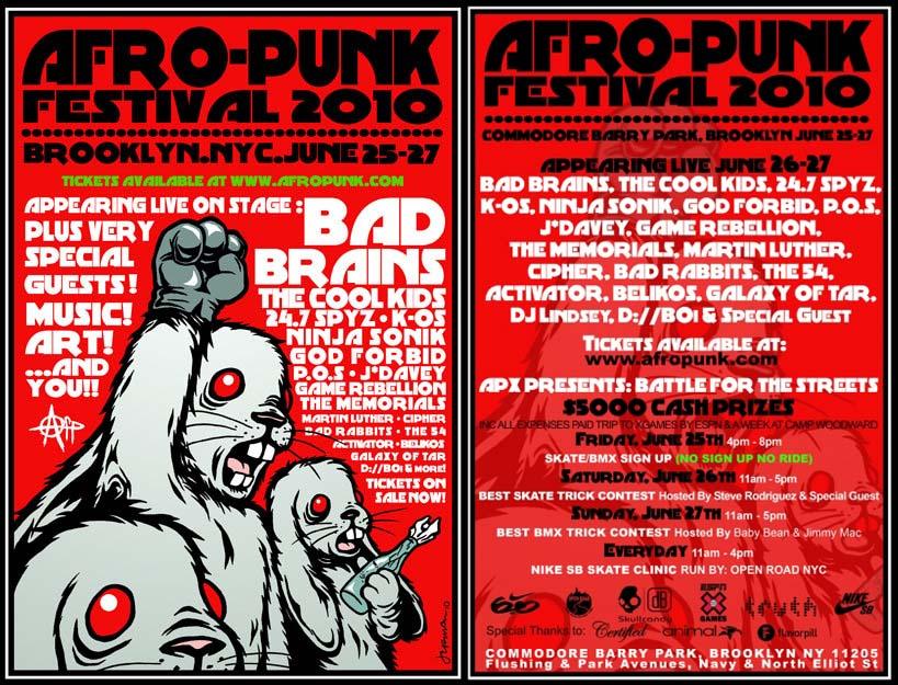 AFROPUNK2010