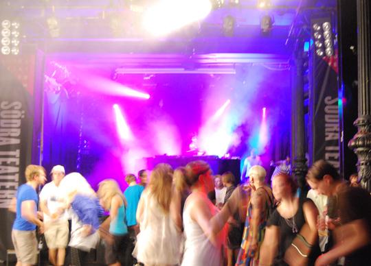 partytimestockholm