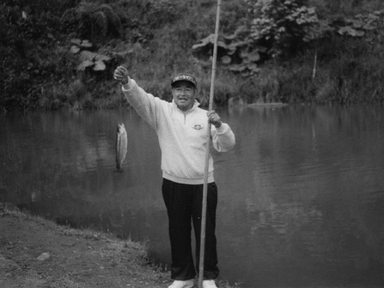 Fishing papito