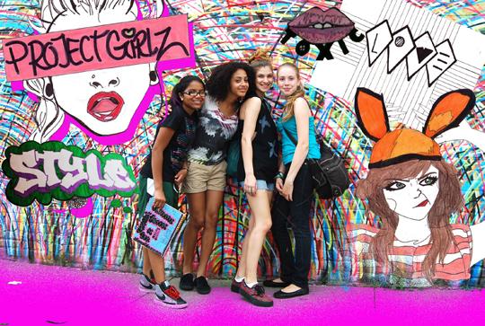 Project Girlz