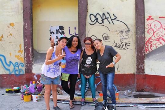 Lima Peru Estamos en la calle