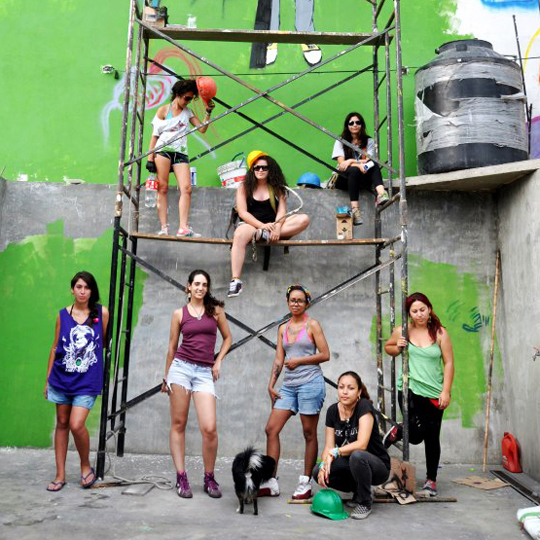 Nosostras Estamos en La Calle Lima Peru 13