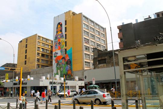 Nosotras Estamos En La Calle 2013 Peru