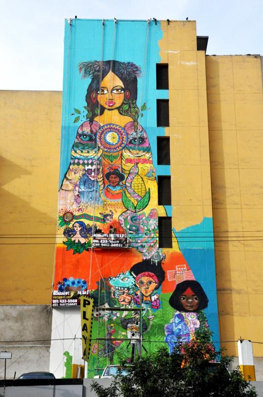 Nosotras Estamos En La Calle - Lima Peru 13