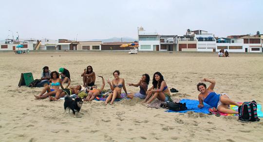 Punta Negra Peru 3