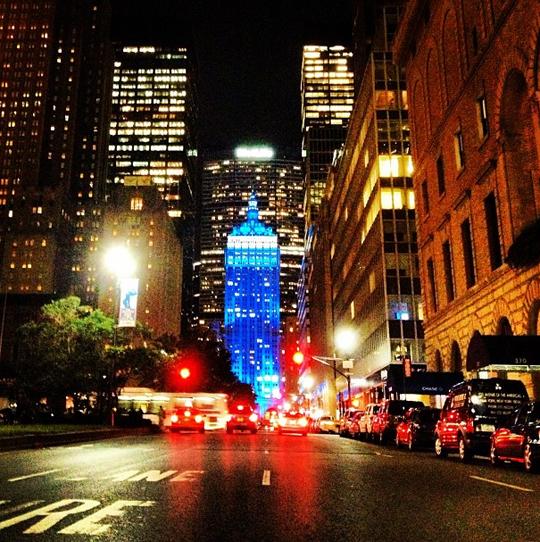 Midtown NYC Mistadrumin