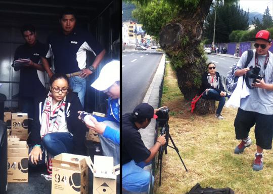 Lanzamiento MTN Ecuador