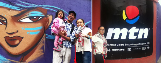 MTN Ecuador Lanzamiento 2013
