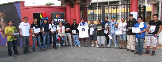 MTN Ecuador Quito 2013