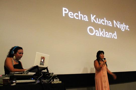 Pecha Kucha Oakland 2013