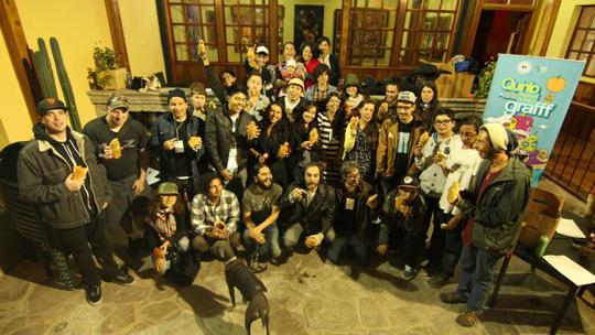 Quito GRAFFF