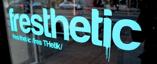 Fresthetic Logo