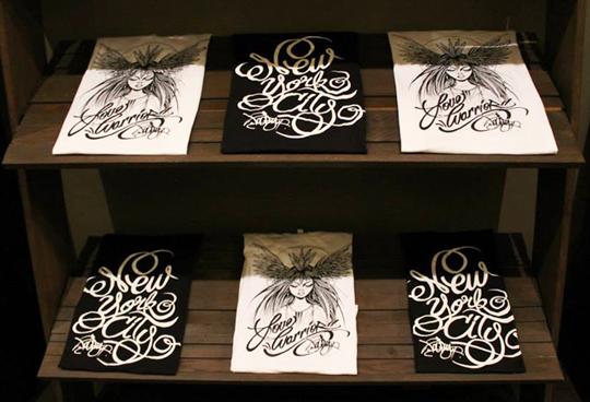 Toofly Tshirts LV