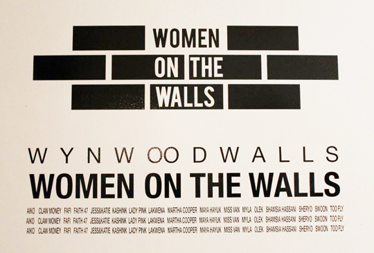 Women on the Walls Wynwood