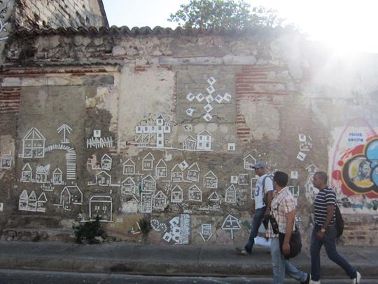 Cartagena Street art 5