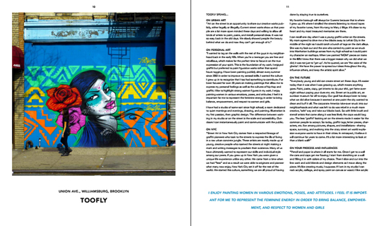 Outdoor Gallery Book TOOFLY