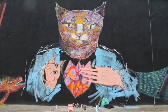 Atantuqui Graffiti-2