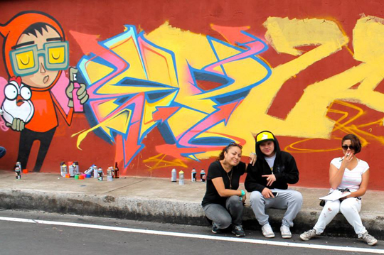 Atantuqui Graffiti-4