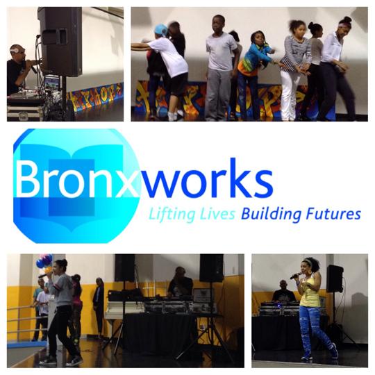 Bronx WorksHip Hop Academy Presentacion