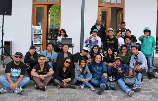 Quito Crew