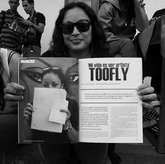 Toofly Viscerarte
