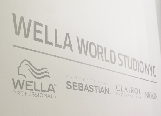 Wella World Studio NYC