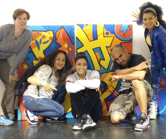 bronx Works Hip Hop Academy