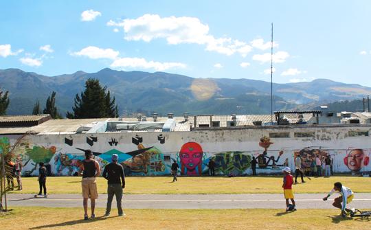 Detonarte Wall 2014