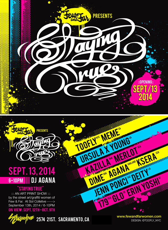 FNF Staying True Flyer_web