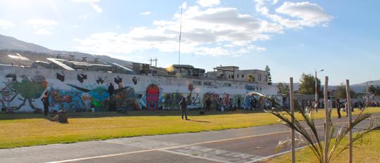 Parque Bicentenario Quito2