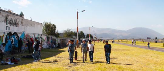 Parque Bicentenario Quito3