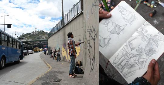 Quito San Roque