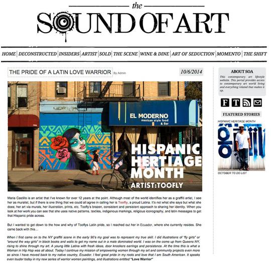 SoundofArt Toofly