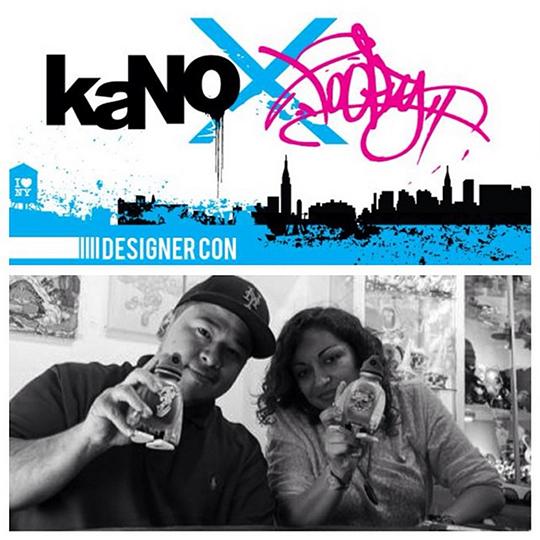 Toofly Kano Designer COn 2014