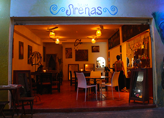Sirenas Hostel Tulum Mexico