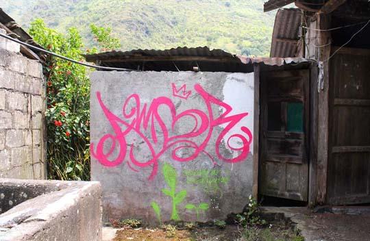 Amor Graffiti