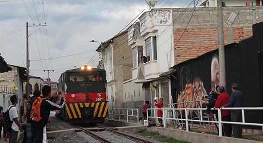 Atuntaqui Festival Graffiti