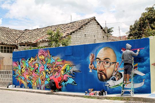 Atuntaqui Graffiti Festival