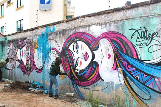Toofly Ecuador Graffiti1