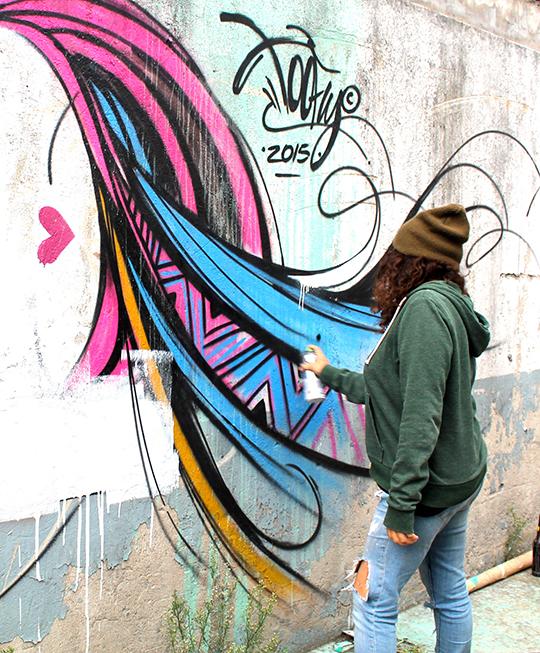 Toofly Ecuador Graffiti2