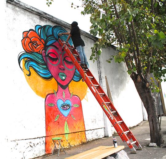 Toofly Street Art Ecuador 3