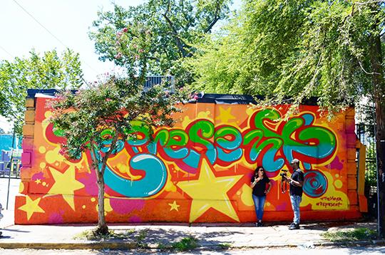 Toofly Street Art Represent The Mayor abc 2